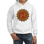 Celtic Knotwork Sun Hooded Sweatshirt