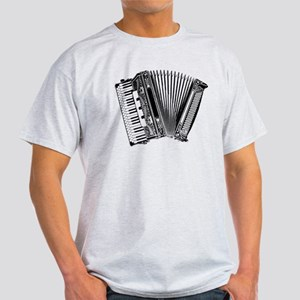 Accordion Squeezebox Light T-Shirt