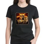 Lion of Judah 4 Women's Dark T-Shirt