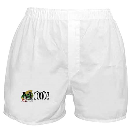 McDade Celtic Dragon Boxer Shorts