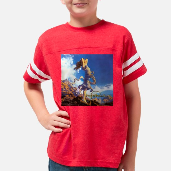 ParrishEcstasy7100 Youth Football Shirt