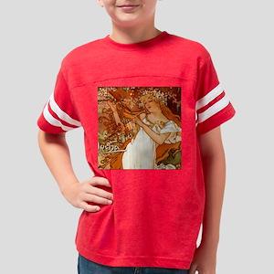 MuchaSpring7100 Youth Football Shirt