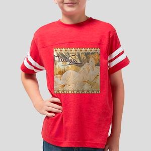 MuchaDusk7100 Youth Football Shirt