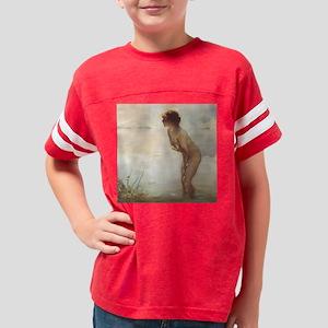 SeptemberMorn7100 Youth Football Shirt
