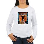 Lion of Judah 5 Women's Long Sleeve T-Shirt