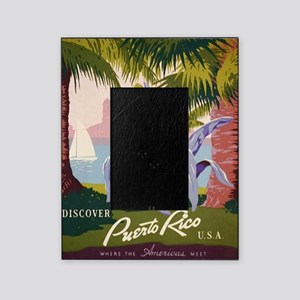 Discover Puerto Rico Picture Frame