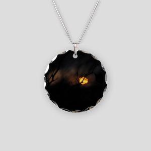 Dark Sunset Necklace