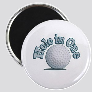 Hole in One (txt) Magnet