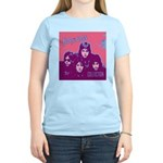 Droogs Collection Women's Pink T-Shirt
