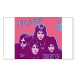Droogs Collection Rectangle Sticker