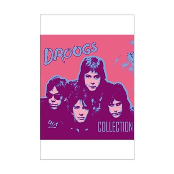 Droogs Collection Mini Poster Print