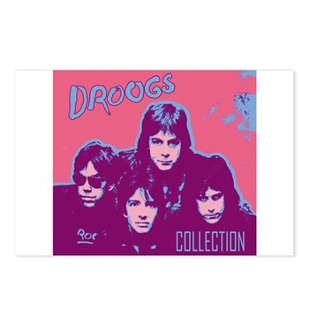 Droogs Collection Postcards (Package of 8)