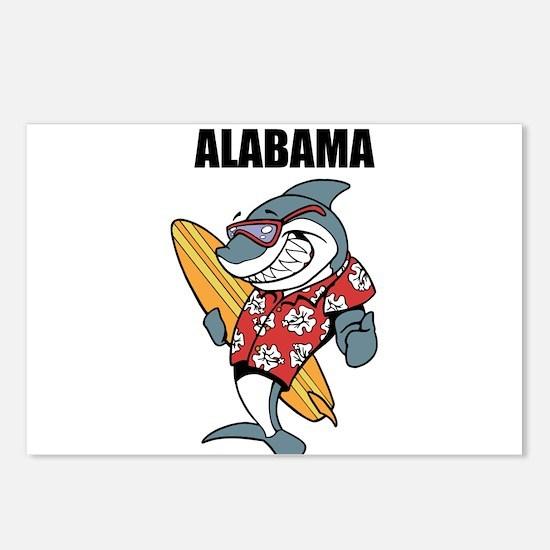 Alabama Postcards (Package of 8)