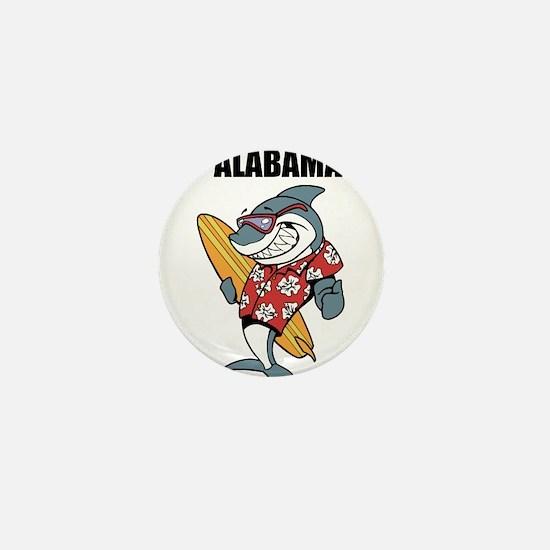 Alabama Mini Button