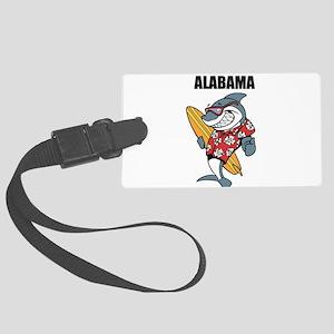 Alabama Luggage Tag