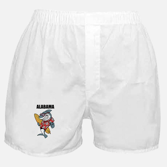 Alabama Boxer Shorts