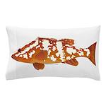 Nassau Grouper f Pillow Case