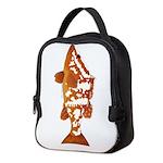 Nassau Grouper v Neoprene Lunch Bag