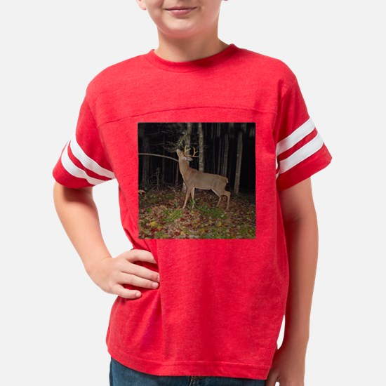8 pt. tile Youth Football Shirt