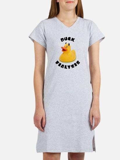 Duck Fialysis T-Shirt