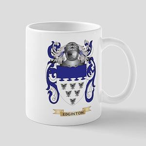 Edginton Coat of Arms Mug