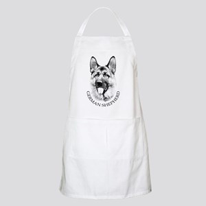 GERMAN SHEPHERD BBQ Apron