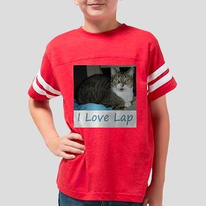 ilovelap1 tee Youth Football Shirt