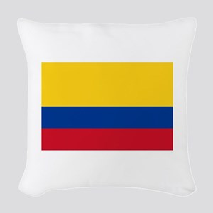 Colombia Woven Throw Pillow