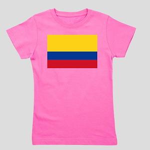 Colombia Girl's Tee