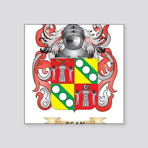 Egan Coat of Arms Sticker