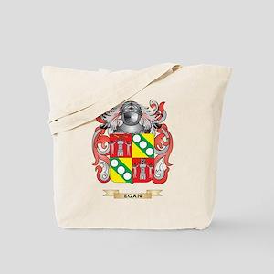 Egan Coat of Arms Tote Bag