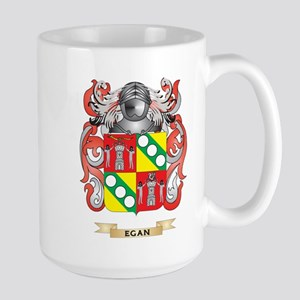 Egan Coat of Arms Mug