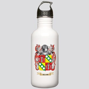 Egan Coat of Arms Water Bottle