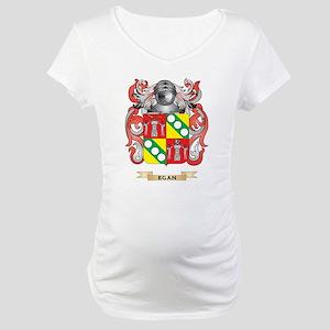 Egan Coat of Arms Maternity T-Shirt