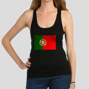 Portugal Racerback Tank Top