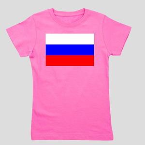 Russia Girl's Tee