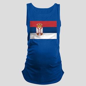 Serbia Maternity Tank Top