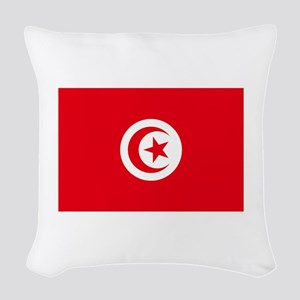 Tunisia Woven Throw Pillow
