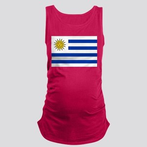 Uruguay Maternity Tank Top