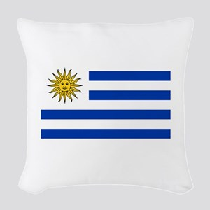 Uruguay Woven Throw Pillow