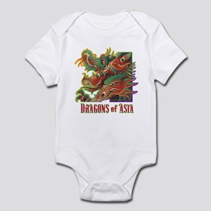 Dragons of Asia Infant Bodysuit