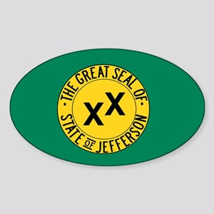 State of Jefferson Sticker