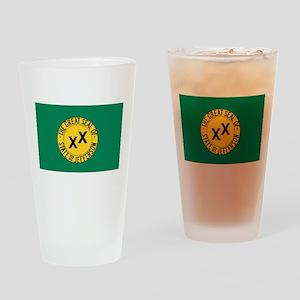 State of Jefferson Drinking Glass