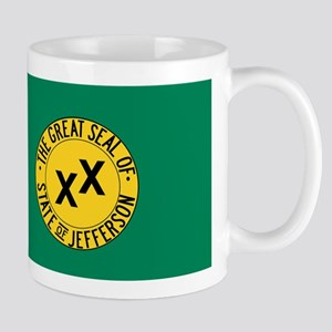 State of Jefferson Mugs