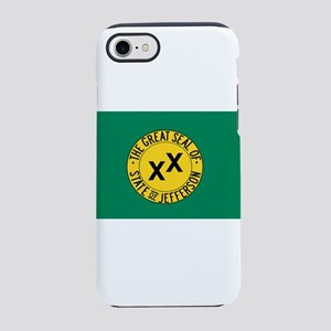 State of Jefferson iPhone 7 Tough Case