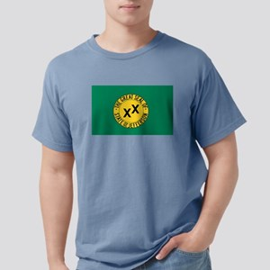 State of Jefferson Mens Comfort Colors Shirt