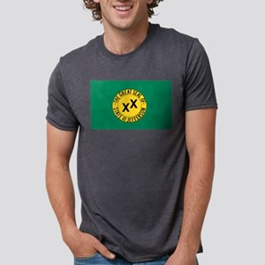 State of Jefferson Mens Tri-blend T-Shirt