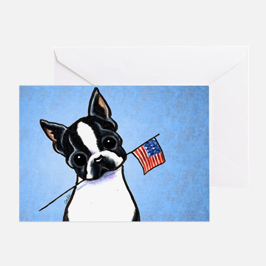 Boston in America Greeting Card