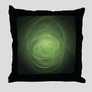 Fractal 18 - Easter Love Throw Pillow