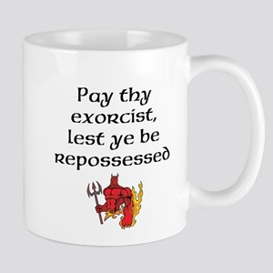Pay Thy Exorcist Mug